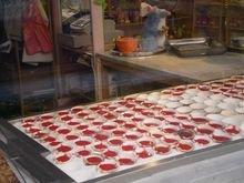 Roudoudous à la fraise